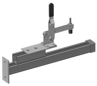 MET-80 Clamp Assembly for Probe Support