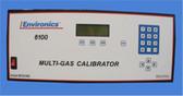 Environics 6100 Multi Gas Calibrator