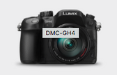 Panasonic LUMIX G High Speed Camera Model DMC-GH4