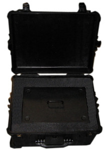 Control Console Shipping Case