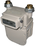 SK25 Dry Gas Meter