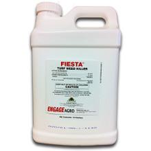 Fiesta Bio Herbicide for Lawns - 2.5 Gallon Jug - Weed Killer