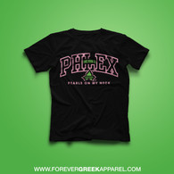 I WAS BORN TO PHLEX