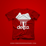 DELTA RED TEE