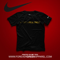NIKE FALSE ARREST BLACK TEE