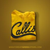 CALLIS GOLD HOODIE