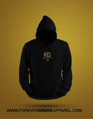 APE BY BLOOD NOT RELATION HOODIE
