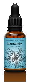 Masculinity Flower Essence 30ml drops