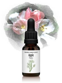 Apple Flower Essence 15ml drops