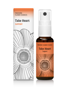 Take Heart 25ml spray (previously Heart Support)