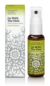Go With The Flow Flower Essence Oral Spray