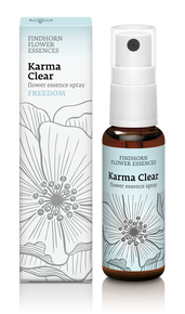 Karma Clear Flower Essence Spray