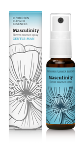 Masculinity Flower Essence Spray