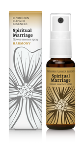 Spiritual Marriage Flower Essence Spray - COMING SOON!