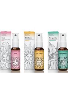 Essentials flower essence sprays bundle