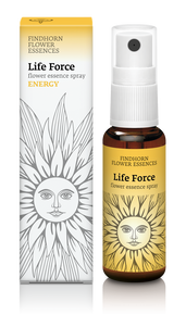 Life Force Flower Essence Oral Spray