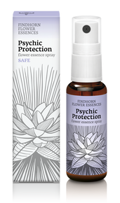 Psychic Protection Flower Essence Oral Spray