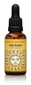 Life Force Combination Flower Essence
