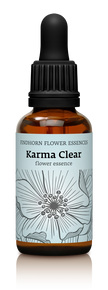 Karma Clear Flower Essence