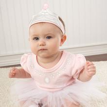 Baby Princess Three-Piece Layette Set