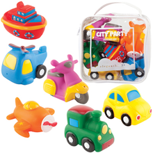 Vroom, Vroom City Vehicles Bath Toys