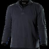 Blauer Cotton Polo L/S | 8146