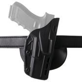 Safariland Model 7378 7TS ALS Concealment Padle/Belt Slide Combo Holster
