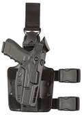 Safariland Model 7305 7TS ALS/SLS Tactical Holster w/ Quick Release & Light