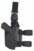 Safariland Model 7385 7TS ALS Tactical Holster w/ Quick Release & Light