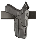 Safariland Model 7390 7TS ALS Mid Ride Duty Holster w/ Light