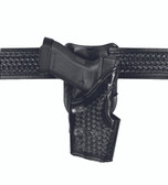 Safariland Model 295 Mid-Ride, Level II Retention Duty Holster