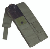 Protech Double P90 Magazine Pouch w/ Molle Attachment