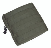 Protech 8x8 Utility Pouch w/ Molle Attachment
