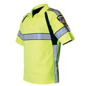 Blauer 8137 Hi-Vis Polo Shirt