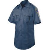 Blauer S/S Rayon Blend Shirt | 8910