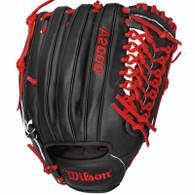 "Wilson A2000 GG47GM Gio Gonzalez Baseball Glove 12.25"" WTA20RB15GG47GM"