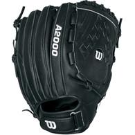 """Wilson A2000 V125SS Fastpitch Softball Glove 12.50"""" WTA2000FV125SS"""