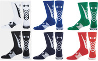 Under Armour Youth UA Undeniable Crew Socks