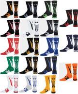 Under Armour Mens UA Undeniable Crew Socks