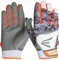 Easton HS7 White Real Tree Batting Gloves