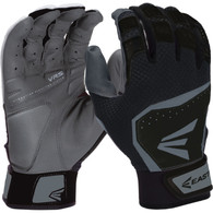 Easton HS VRS Black Batting Gloves