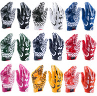 Under Armour Boy's UA F5 Football Gloves