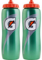 2 Gatorade Water Bottle 32oz