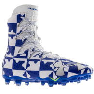Under Armour Highlight MC Lax Royal Lacrosse Cleats