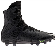 Under Armour Highlight MC Lax Black Lacrosse Cleats