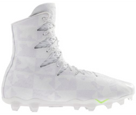 Under Armour Highlight MC Lax White Lacrosse Cleats