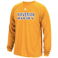 Xaverian Adidas Team Long Sleeve T-Shirt - Rugby