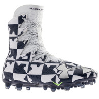 Under Armour Highlight MC Lax Navy Lacrosse Cleats (Team Discount)
