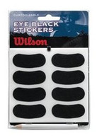 Wilson Customizable Eye Black Stickers