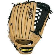 """Wilson A2000 KP92-BL Baseball Glove 12.5"""" WTA2000KP92BL"""